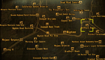 Wolfhorn ranch | Fallout Wiki | FANDOM powered by Wikia
