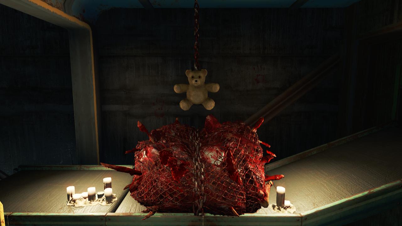 FO4FH Vim! Pop factory teddy