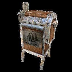 FO4 Cigarette machine