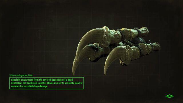 File:FO4 Deathclaw gauntlet loading screen.jpg