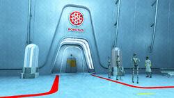 FO4 Institute Robotics (entrance)