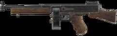 FO76 Submachine gun