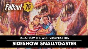 Fallout 76 – Geschichten aus den Hügeln von West Virginia Freakshow-Snallygaster