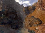 Fallout New Vegas Great Khan Red Rock Canyon (3)