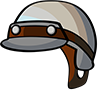 FoS metal helmet