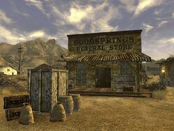 Goodsprings General Store