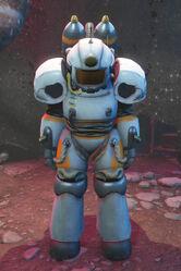 Hub 360 CC-00 power armor