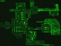 Institute Old Robotics map