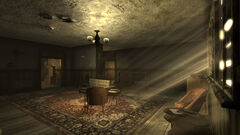 Mitchell house interior