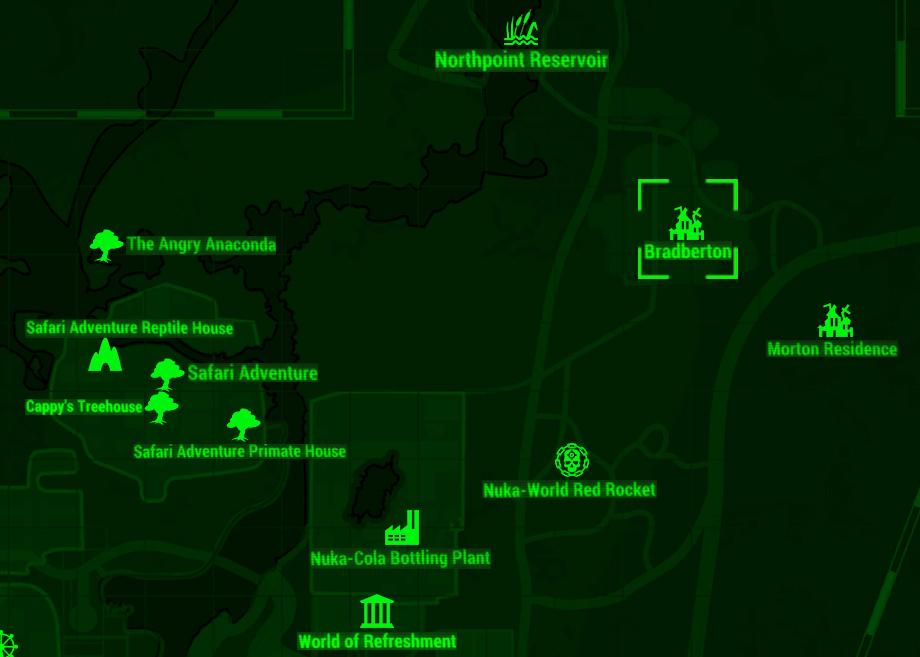 Fallout 4 Nuka World Map fallout 4 how do i to the nuka world