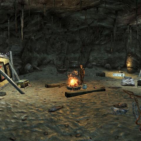 Інтер'єр печери