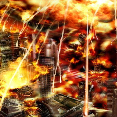 Destruction of Chicago