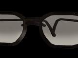 Dr. Mobius' glasses