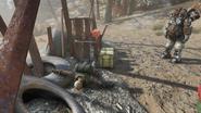 FO76WA Raider's Last Laugh (Dead raider's note)