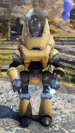 FO76 Cheerful beekeeper
