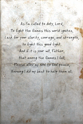 FO76 Fire Breather's Prayer
