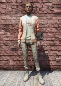 FO76 Nuka World Jacket & Jeans