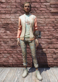 FO76 Nuka World Jacket & Jeans
