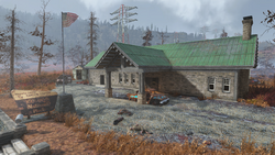 FO76 Ranger district office