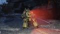 FO76 Sentry Bot patrol