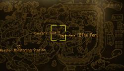 Caesar's tent map
