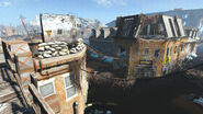 FO4 Hyde Park 04 Northern Rooftops
