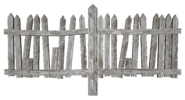 FO4 Picket fence long