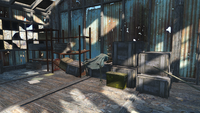 FO4 Wicked Shipping Fleet Lockup inside 2