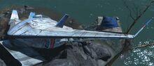 Fallout 4 Jet Plane