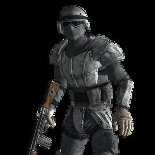 Піхотинець ударної групи