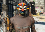 Fo4PackCarnivalMask Worn