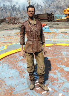 Fo4Reginald's Suit