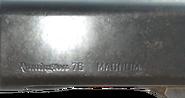 F76 pump action detail