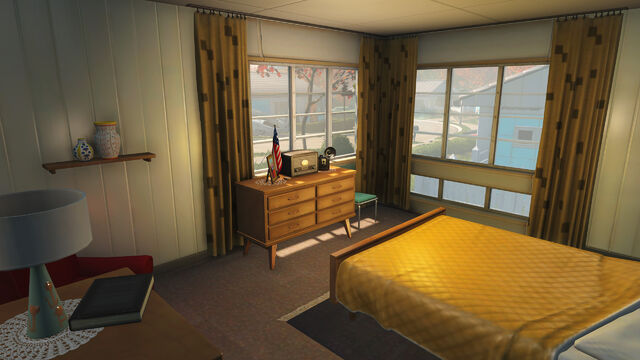 FileFO4 Sanctuary Hills Bedroom Sole Survivor