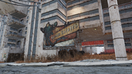 FO76 Watoga Estates (sign)