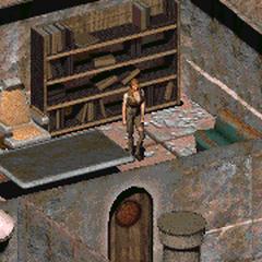 In-game Tandi in <i><a href=