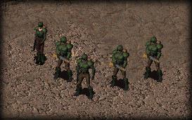 Fo2 VC Guards Patrol