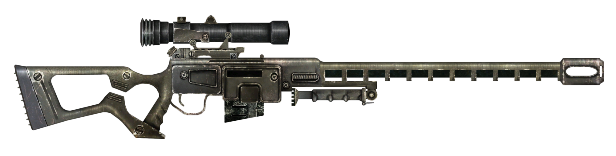 Sniper rifle (Fallout 3) | Fallout Wiki | FANDOM powered by