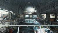Vault 114 atrium