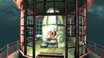 FO3PL Point Lookout Lighthouse top