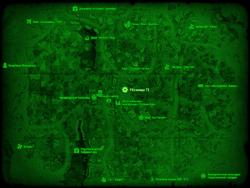FO4 Убежище 75 (карта мира)