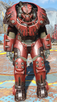 FO4 X-01 Flames