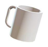 Fo4 clean coffee cup