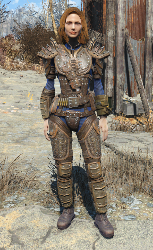 Marine armor - The Vault Fallout wiki - Fallout 4, Fallout: New ...