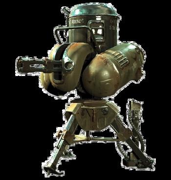 Automated Turret Fallout 4 Fallout Wiki Fandom