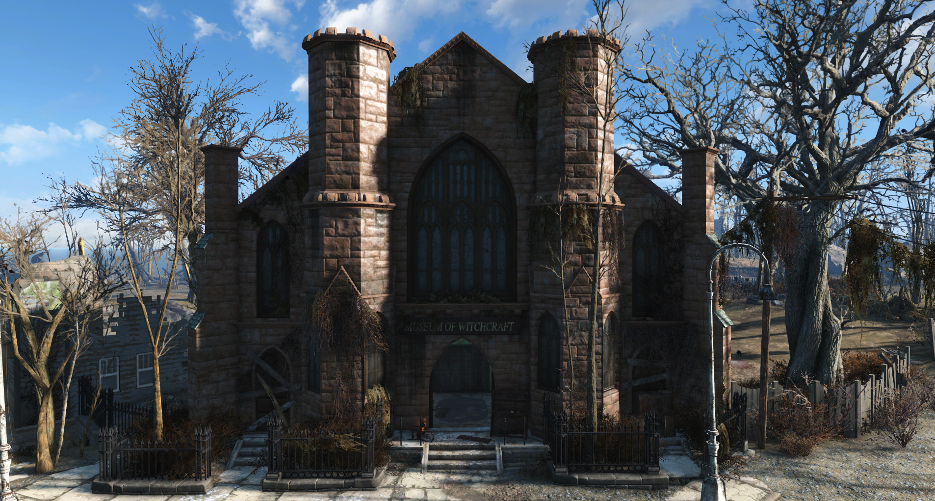 Museum of Witchcraft | Fallout Wiki | FANDOM powered by Wikia