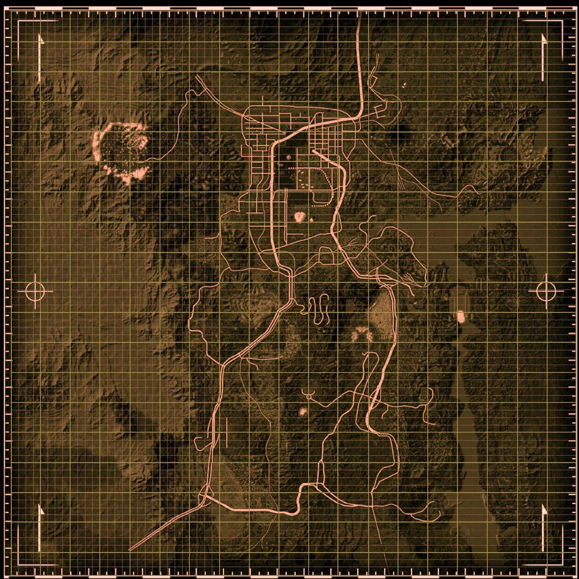 Talk:Fallout: New Vegas map | Fallout Wiki | Fandom