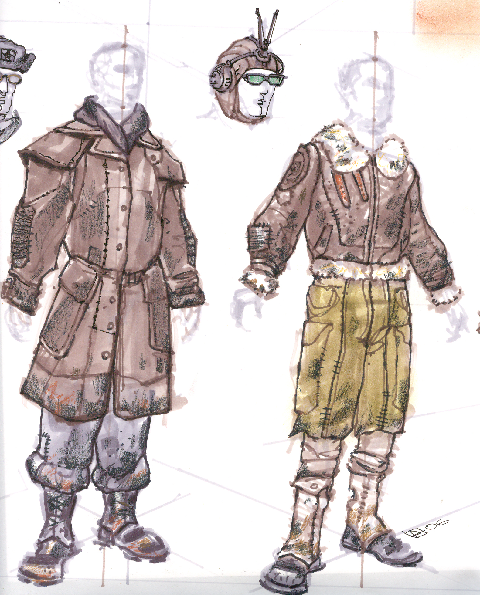 Roving trader outfit CA