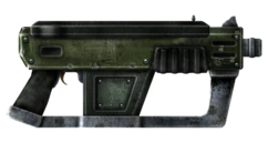 12.7mm submachine gun 2