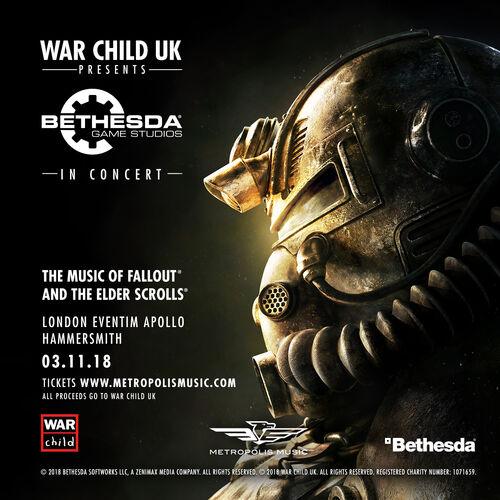 Bethesda Game Studios en concierto